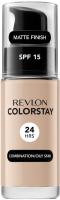 Revlon - Colorstay Makeup for Combination /Oily Skin - 180 - SAND BEIGE - 180 - SAND BEIGE