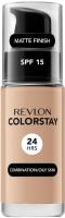 REVLON - COLORSTAY™ FOUNDATION - Podkład do cery tłustej i mieszanej - 30 ml - 310 - WARM GOLDEN - 310 - WARM GOLDEN