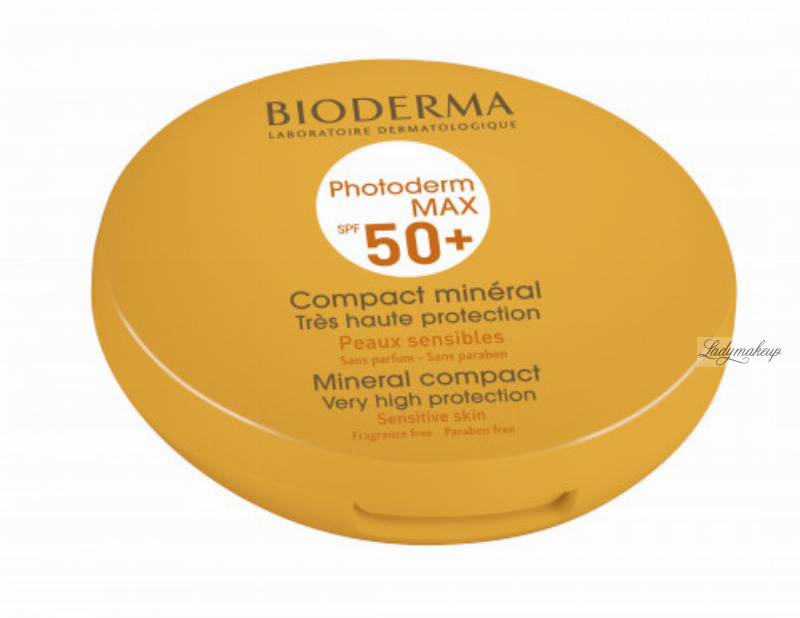 Buy Bioderma Photoderm Max Mineral Compact Very high