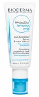BIODERMA - Hydrabio Perfecteur Smoothing Moisturising Care - Nawilżający krem wygładzająco-rozświetlający skórę twarzy - SPF 30 PA+++