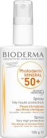 BIODERMA - Photoderm Mineral 50+ Spray - Wodoodporny, ochronny spray z filtrem SPF 50+ 100g
