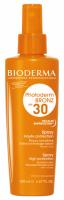 BIODERMA - Photoderm BRONZ SPF 30 Spray - Spray przyspieszający opalanie - Skóra wrażliwa - 200 ml