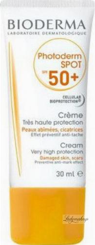 BIODERMA - Photoderm SPOT SPF 50+ Cream - Anti-discoloration cream - 30 ml