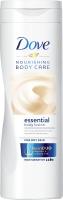 Dove - Nourishing Body Care - Essential Body Milk - Odżywcze mleczko do ciała - 400 ml