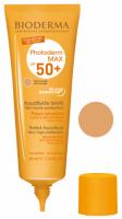 BIODERMA Photoderm MAX Tinted Aquafluide SPF 50+ Waterproof ultra light face fluid - 40 ml - JASNY - JASNY