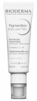 BIODERMA - Pigmentbio Daily Care SPF 50+ Rozjaśniający krem do twarzy na dzień - 40 ml