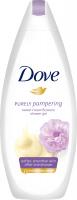 Dove - Purely Pampering Shower Gel - Shower Gel - Sweet Cream & Peony - 250 ml