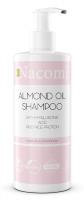 Nacomi - Almond Oil Shampoo - Almond hair shampoo - 250ml