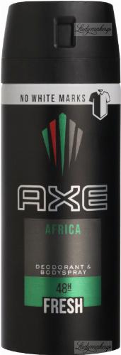 AXE - AFRICA - DEODORANT & BODY SPRAY - Spray deodorant for men - 150 ml