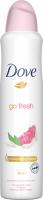 Dove - Go Fresh - 48h Anti-Perspirant - Antyperspirant w aerozolu - Granat i Werbena Cytrynowa - 250 ml
