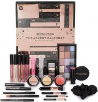 MAKEUP REVOLUTION - THE ADVENT CALENDAR - Advent calendar with make-up cosmetics