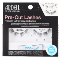 ARDELL - Pre-Cut Lashes - Artificial strip eyelashes - 901 - 901