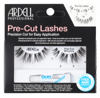 ARDELL - Pre-Cut Lashes - Artificial strip eyelashes - WISPIES - WISPIES