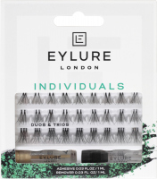 EYLURE - LASH-PRO INDIVIDUALS - DUOS & TRIOS - ADHESIVE & REMOVER INCLUDED
