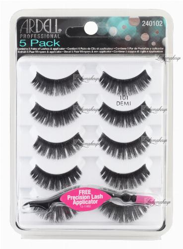 ARDELL - 5 PACK - Set of 5 pairs of false eyelashes