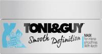 TONI&GUY - Smooth Definition Mask - Wygładzająca maska do włosów suchych - 200 ml