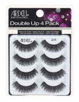 ARDELL - Double Up 4 Pack - Set of 4 pairs of lashes on a strip - 205 - 205