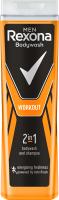 Rexona - Men - Bodywash and Shampoo 2in1 - Żel pod prysznic i szampon 2w1 dla mężczyzn - Workout - 400 ml