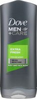 Dove - Men+Care - Extra Fresh - Body and Face Wash - Żel pod prysznic do mycia ciała i twarzy dla mężczyzn - 400 ml