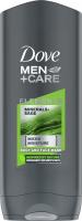 Dove - Men+Care - Elements - Minerals + Sage - Body and Face Wash - Żel pod prysznic do mycia ciała i twarzy dla mężczyzn - 400 ml