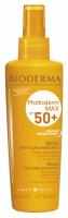 BIODERMA - Photoderm MAX SPF 50+ Spray - Wodoodporny spray ochronny - 200 ml