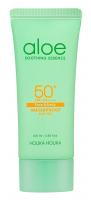 Holika Holika - Aloe Soothing Essence - Face & Body Waterproof Sun Gel - Wodoodporny żel przeciwsłoneczny z aloesem do twarzy i ciała - 100 ml - SPF50+ PA++++