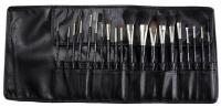 Kozłowski - Professional set of 20 make-up brushes - e750 super