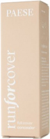PAESE - Run For Cover - Full Cover Concealer - Kryjący korektor do twarzy - 9 ml