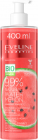EVELINE - 99% Natural Water Melon - Moisturizing & Soothing Body and Face Hydrogel - Moisturizing and soothing watermelon body and face hydrogel - 400 ml