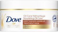 Dove - Nutritive Solutions - Nourishing Oil Care - Treatment Mask - Maska do włosów suchych i puszących się - 200 ml