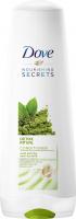 Dove - Nourishing Secrets - Detox Ritual Conditioner - Odżywka do włosów przetłuszczających się - Herbata Matcha i Mleko Ryżowe - 200 ml