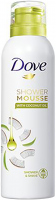 Dove - Shower Mousse - Mus do mycia ciała - Olejek kokosowy - 200 ml