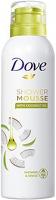 Dove - Shower Mousse - Body Mousse - Coconut Oil - 200 ml
