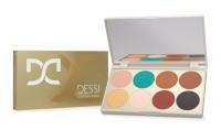 DESSI - Eyeshadow Palette - Paleta cieni do powiek - 03 Noble Stones