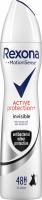 Rexona - Active Protection + Invisible Anti Perspirant - Antiperspirant spray 48h - 250 ml