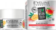 Eveline Cosmetics - I LOVE VEGAN FOOD - Naturalny, silnie odżywczy krem do cery suchej i wrażliwej - Olej konopny i Mango - 50 ml