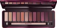 Eveline - Ruby Glamour Eyeshadow Palette - Paleta 12 cieni do powiek