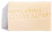 Mydlarnia Cztery Szpaki - Mydło naturalne z masłem kakaowym i lanoliną - Miś - 110 g