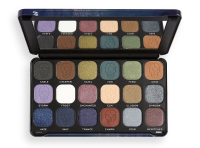 MAKEUP REVOLUTION - FOREVER FLAWLESS SHADOW PALETTE - Paleta 18 cieni do powiek - ENCHANTED