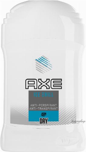 AXE - ICE CHILL - 48h Anti-perspirant - Antiperspirant stick for men - 50 ml