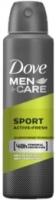 Dove - Men+Care - Sport Active+Fresh - 48H Anti-Perspirant - Antyperspirant w aerozolu dla mężczyzn - 150 ml