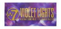 W7 - VIOLET LIGHTS - EYE COLOUR PALETTE - Paleta 14 cieni do powiek