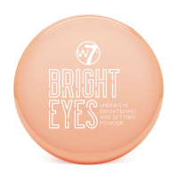 W7 - BRIGHT EYES Under Eye Brightening and Setting Powder - Illuminating and fixing eye powder - 5 g