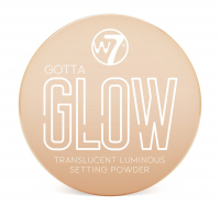 W7 - GOTTA GLOW - SETTING POWDER - Illuminating powder - 15 g