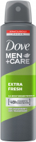 Dove - Men + Care Extra Fresh 48H Anti-Perspirant - Spray antiperspirant for men - 150 ml