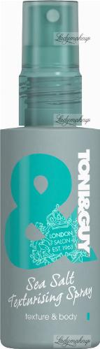 TONI&GUY - Sea Salt Texturising Spray - Sól morska w spray'u do włosów - 75 ml