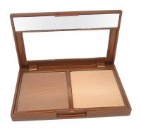 W7 - HOLLYWOOD Bronze & Glow Plaette - Zestaw do konturowania twarzy