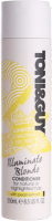 TONI & GUY - Illuminate Blonde Conditioner - Blonde hair conditioner - 250 ml