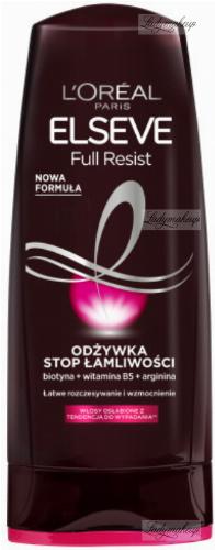L'Oréal - ELSEVE - FULL RESIST - Wzmacniająca odżywka do włosów osłabionych i łamliwych - 200 ml