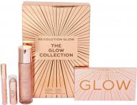 MAKEUP REVOLUTION - THE GLOW COLLECTION - Zestaw kosmetyków do makijażu